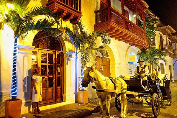 Cande Restaurant In Cartagena De Indias ,Colombia