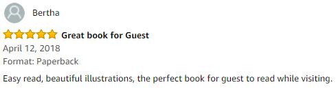 Hampton's Guide to Cartagena De Indias book review by Berta