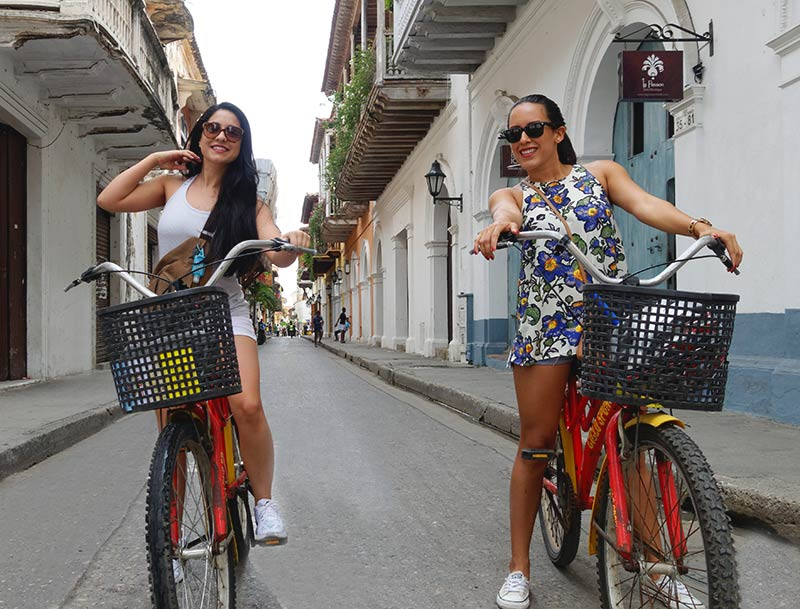 Activities in Cartagena