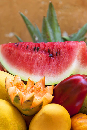 Palenquera Fruit Bowl