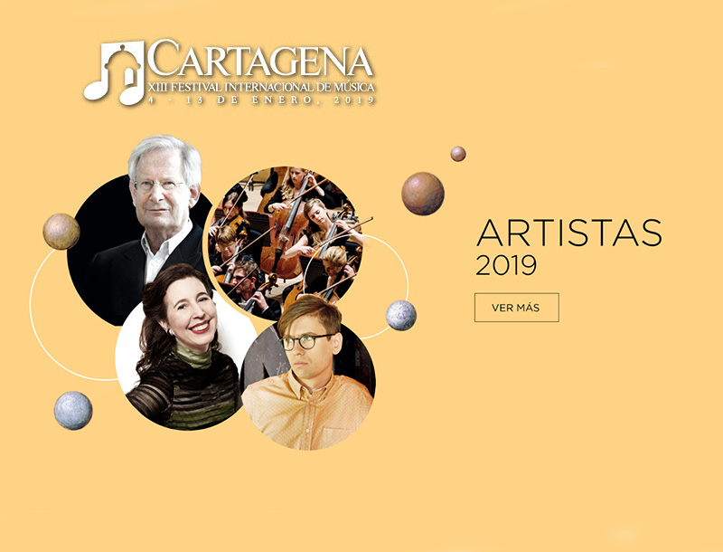 2019 Cartagena International Music Festival