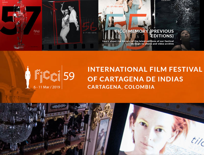 Cartagena de Indias International Film Festival (FICCI) 59