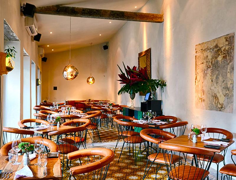 Restaurant Carmen, Cartagena
