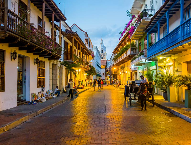 How Safe is it Travel to Cartagena Colombia?