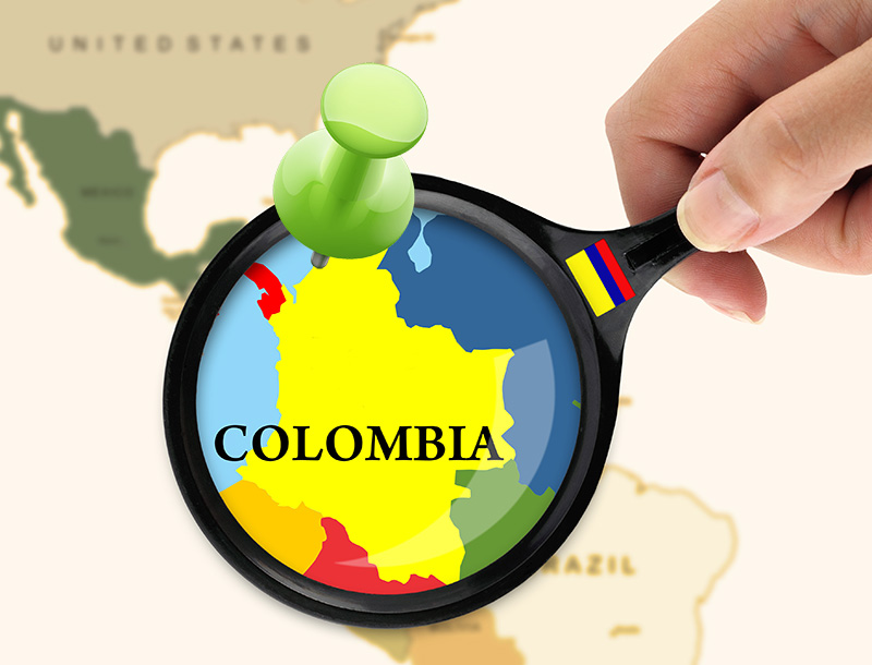 Where is Cartagena Colombia?