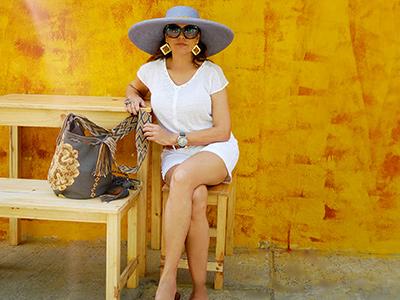 Clothes in Cartagena