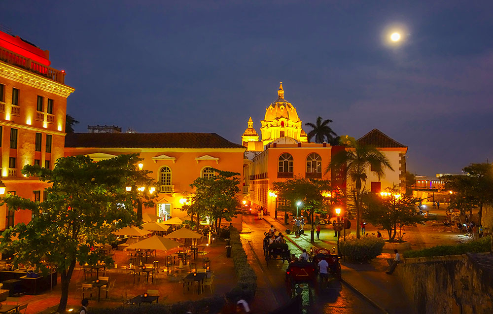 Vacation In Cartagena