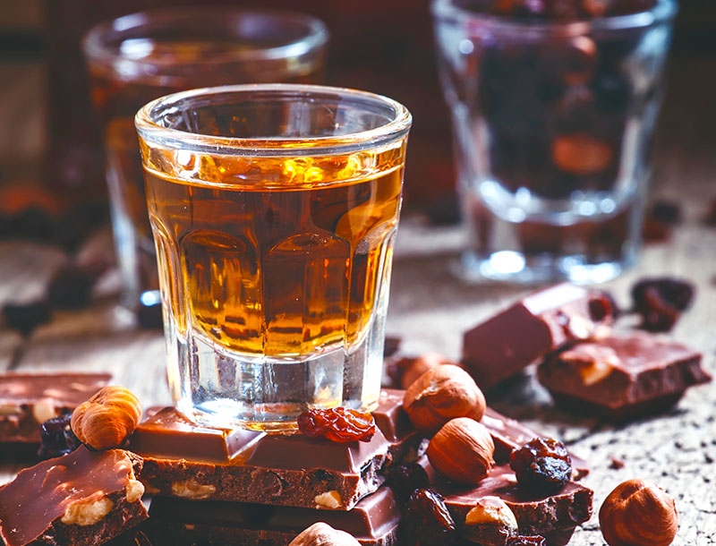 Colombian Rum and Chocolate Tastings