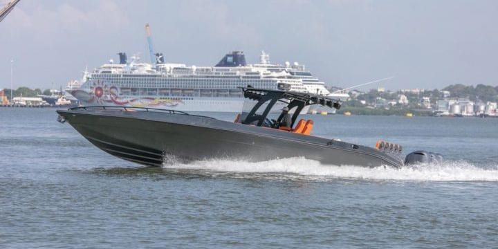 46 Foot Boat