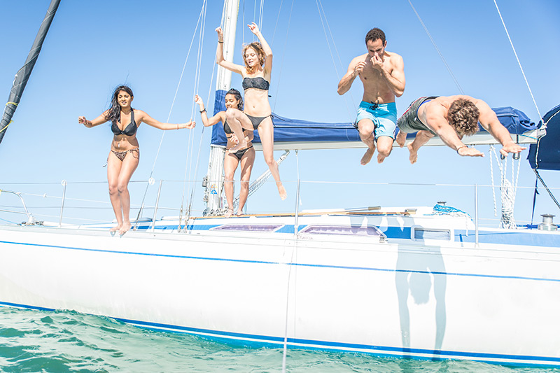 Private Boat Rental Cartagena Colombia