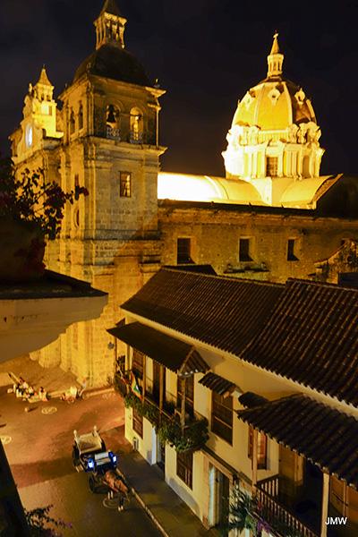 San Pedro Claver, Cartagena