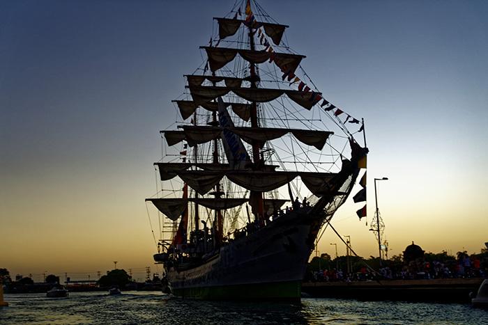 Cartagena Harbor Front