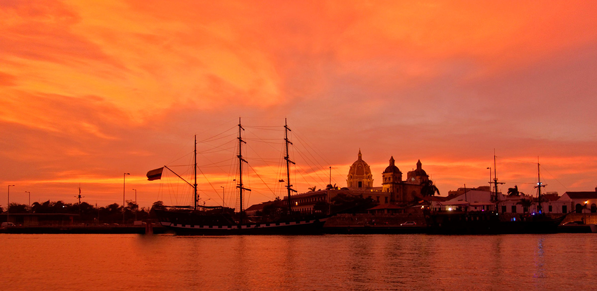 Cartagena Sunset Sail Cruises