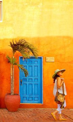 Vacationing in Cartagena